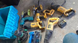 Power tools lot ( see description ) for Sale in Victorville, CA