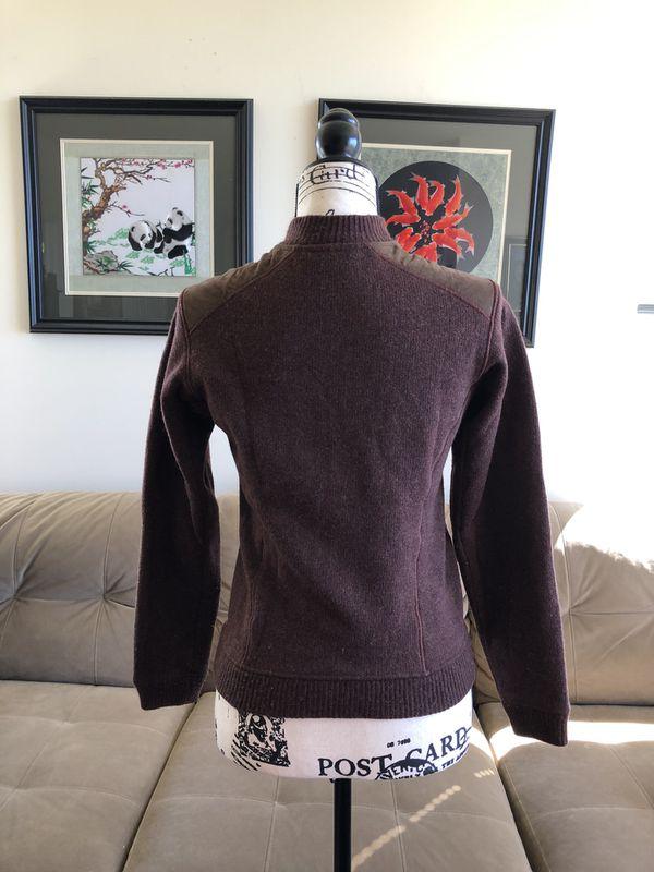 Patagonia wool blend XS Jacket EUC