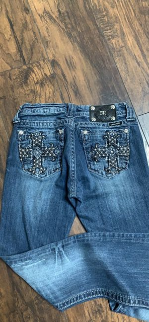 Miss me boot cut jeans 👖 size 27 for Sale in Snohomish, WA