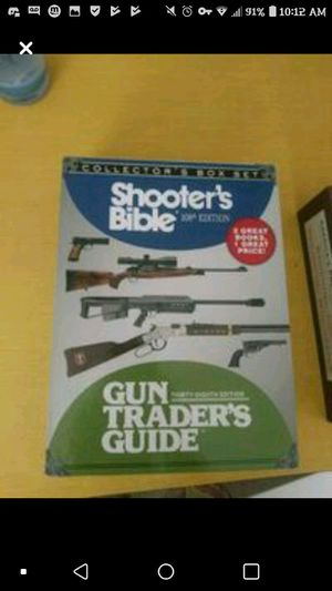 Shooters bible for Sale in Victoria, TX