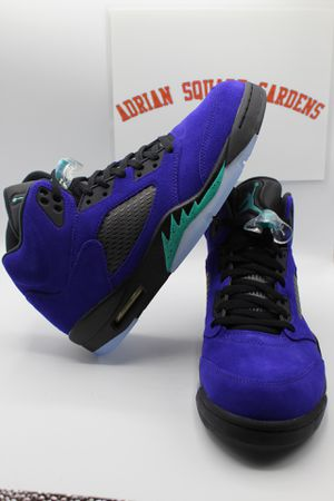 Air Jordan 5 Reverse Grape sz's 11 & 12 Brand New DS for Sale in Brooklyn, NY