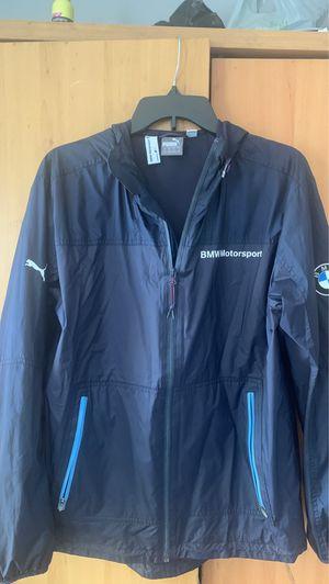 PUMA BMW & FERRARI men's windbreaker jackets size M for Sale in East Los Angeles, CA