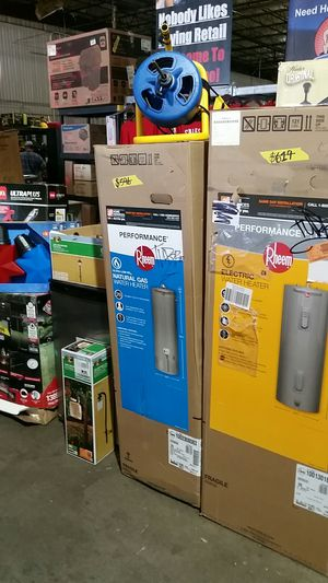 RHEEM 29Gal. Natural Gas Water Heater for Sale in Phoenix, AZ