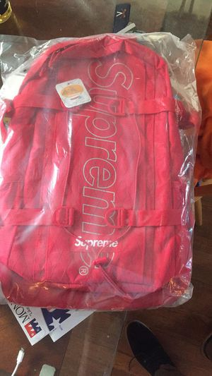 Supreme FW 18 Backpack for Sale in Fairfax, VA