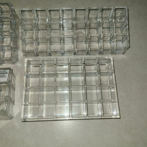 Acrylic Holders For Organizing for Sale in San Diego, CA