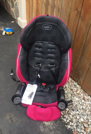 Brand new evenflo booster seat and car seat for Sale in Columbus, OH