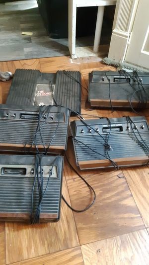 Vintage Video Game Consoles ALL FOR ONE PRICE for Sale in Essex, MD