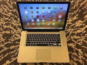 "MacBook Pro 15"" i7 Quad-core Fully Loaded 4 Music Recording/Film/Editing Videos and more!! One Stop Shop Mac. for Sale in Long Beach, CA"
