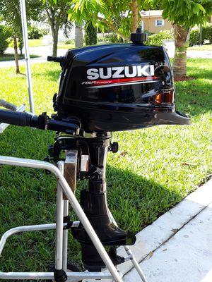 6 hp SUZUKI for Sale in Pompano Beach, FL
