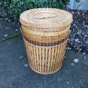 Extra Large Basket - Great For Blankets for Sale in Lake Forest Park, WA
