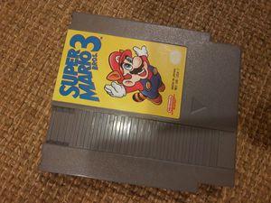 NES Super Mario Bros. 3, Nintendo for Sale in Trumbull, CT