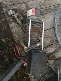 Winch for Sale in Clackamas,  OR