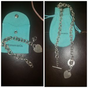 Tiffany &co necklace and bracelet for Sale in Peoria, AZ
