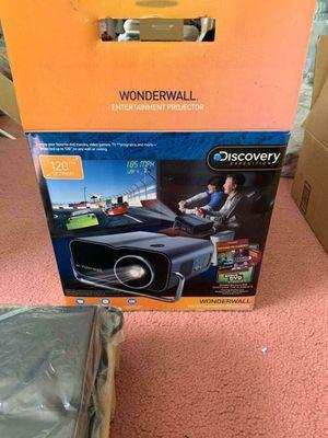 Like new wonderwall projector for Sale in Philadelphia, PA