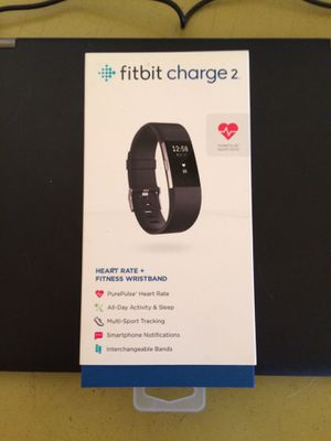 Fitbit Charge 2-Stainless Band for Sale in Riviera Beach, FL