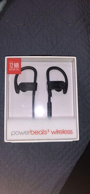 DR.dre power beats wireless for Sale in Upland, CA
