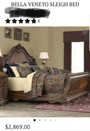 Bedroom set 6piece Bella VENETO for Sale in Nokesville, VA