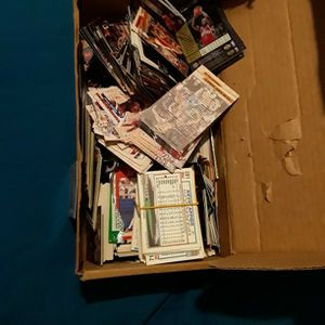 Baseball N Basketball Cards!!OLD ONES!!! for Sale in Columbus, OH
