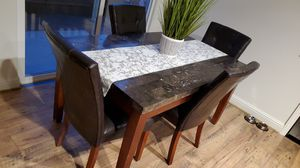 Marble table for Sale in Santa Maria, CA
