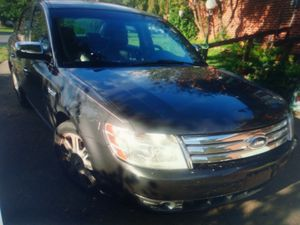 2008 Ford Taurus fully loaded for Sale in Mansfield, NJ