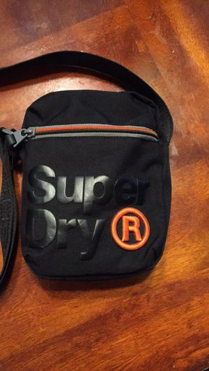 Super dry shoulder bag for Sale in Houston, TX