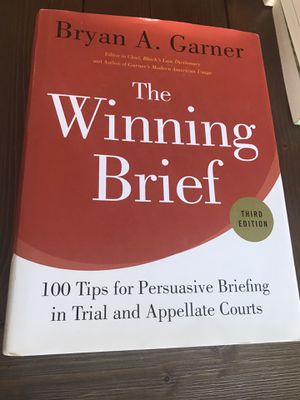 The Winning Brief for Sale in Las Vegas, NV