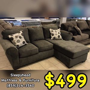 New Sectional couch $899 retail price for Sale in Lexington, KY