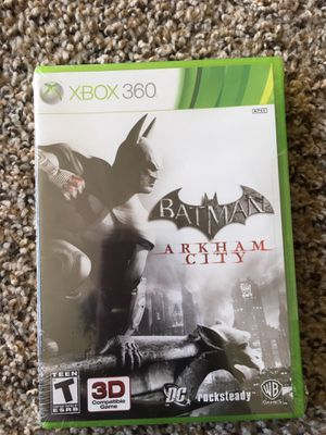 Batman Arkham City for Sale in Nashville, TN
