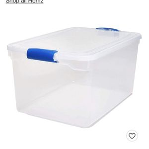 High Quality Storage Bin Set Of 2 for Sale in Houston, TX