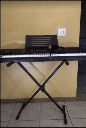 Casio wk-245 keyboard for Sale in Deltona, FL
