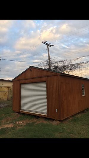 Graceland Portable Garage-Shed for Sale in Euless, TX