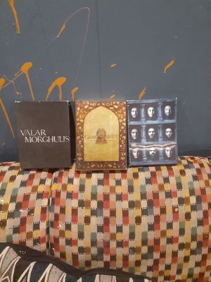 Game of throne complete season's 4-6 for Sale in Tulsa, OK