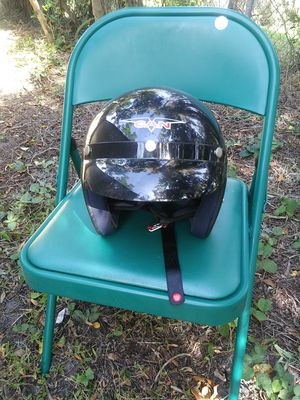 Can Motorcycle Helmet Lrg. for Sale in Orlando, FL