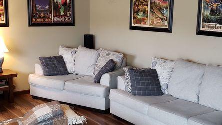 OBO 3 Piece Ashley Furniture Velletri Living Room Set for Sale in Gold Bar,  WA