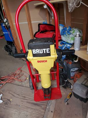 bosch jack hammer for Sale in Los Angeles, CA