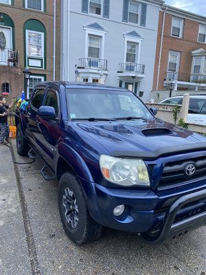 Toyota tacoma 2006 4x4 for Sale in Alexandria, VA
