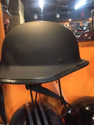 New low profile German dot motorcycle helmet $80 for Sale in Whittier, CA