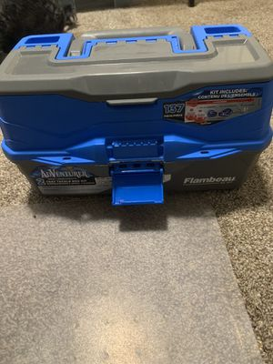 Flambeau Fishing Tackle for Sale in Middletown, CT