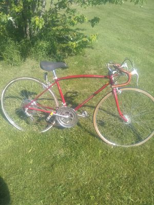 Schwinn Camelback bike,Collectable and rides,shows age on one tire. Very clean bike. for Sale in Warren, MI