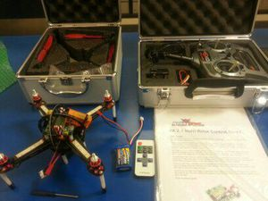 Turnigy Drone with LED Lights Controller - Complete! for Sale in Chicago, IL