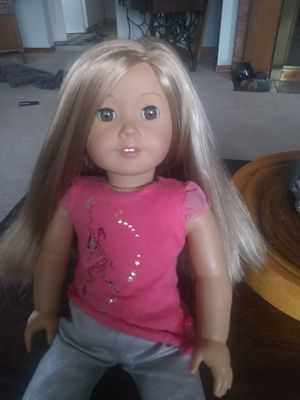 American girl doll Isabelle for Sale in Puyallup, WA