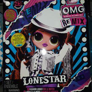 Lol Surprise OMG ReMix Lonestar! for Sale in Lawton, OK