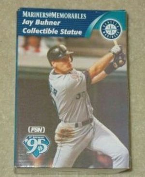 Seattle Mariners Jay Buhner Collectible Statue 1995 for Sale in Seattle, WA
