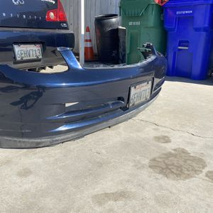 G35 Sedan Bumper for Sale in San Bernardino, CA