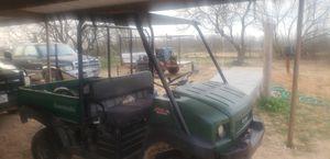 2012 Kaw. Mule 4000 for Sale in Carlsbad, TX