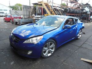 2010 Hyundai Genesis Coupe - For Parts Only for Sale in Pompano Beach, FL