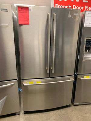 NEW Electrolux Stainless Steel French Door Refrigerator..1 Year Manufacturer Warranty Included for Sale in Gilbert, AZ