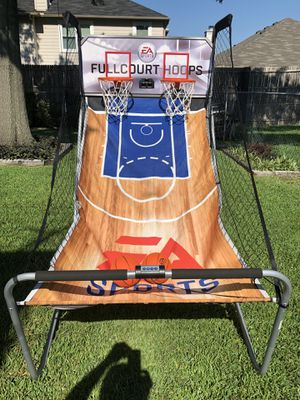 Basketball hoops game for Sale in Fort Worth, TX