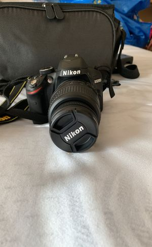Nikon D3200 for Sale in Frederick, MD