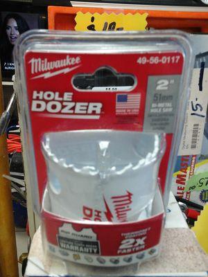 Hole dozer. Milwaukee 2in. for Sale in Orlando, FL
